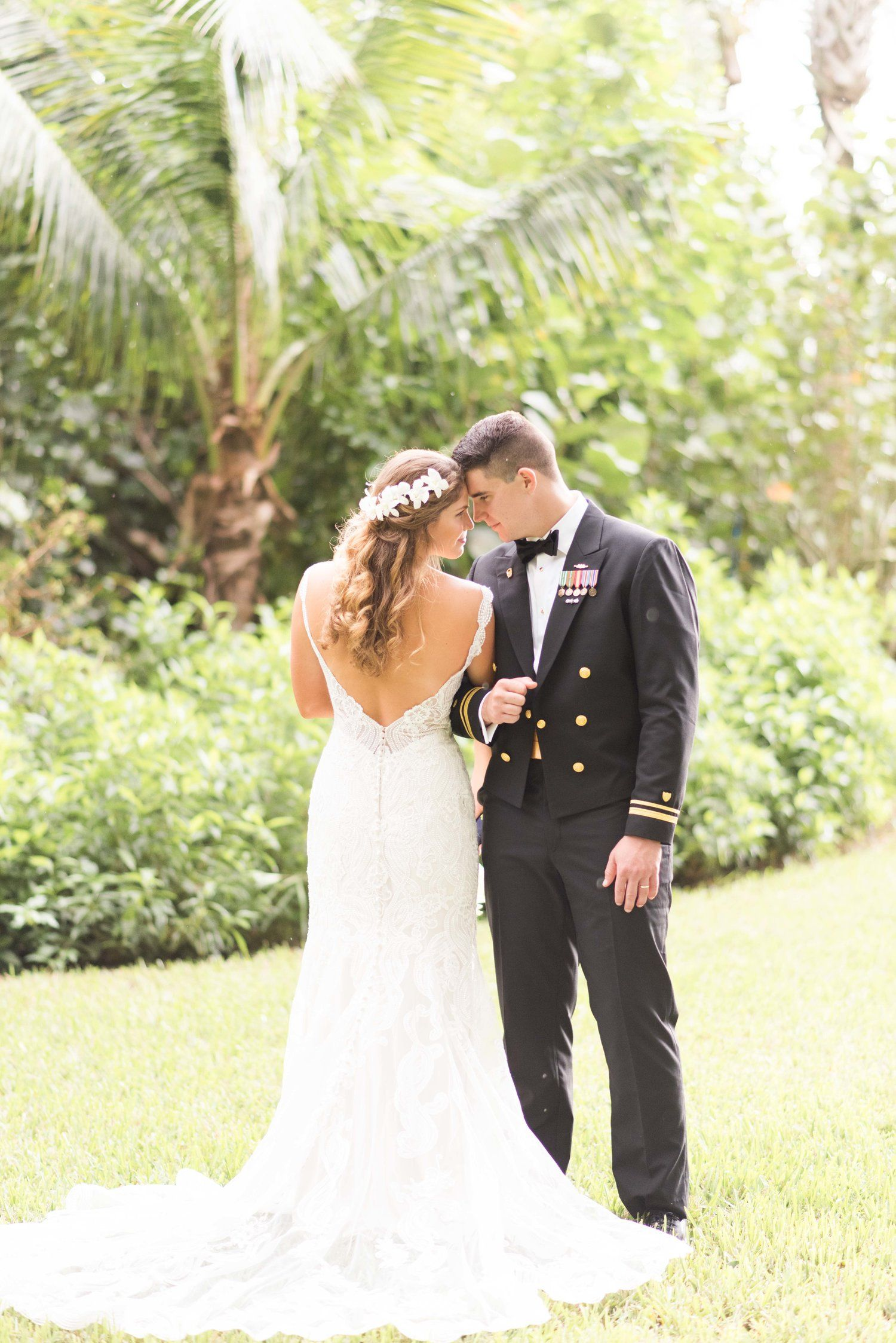 Mr Mrs Martin Hobe Sound Christine Magee Photography Wedding Dresses Lace Wedding Dresses Florida Beach Wedding