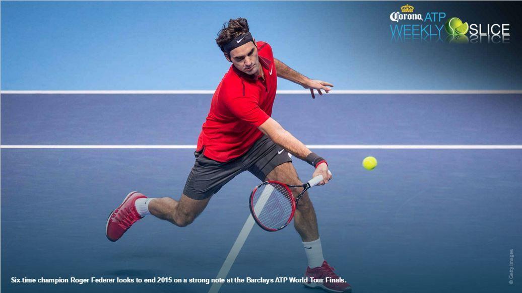 Federer Volley Roger Federer Mr Perfect Juan Cuadrado