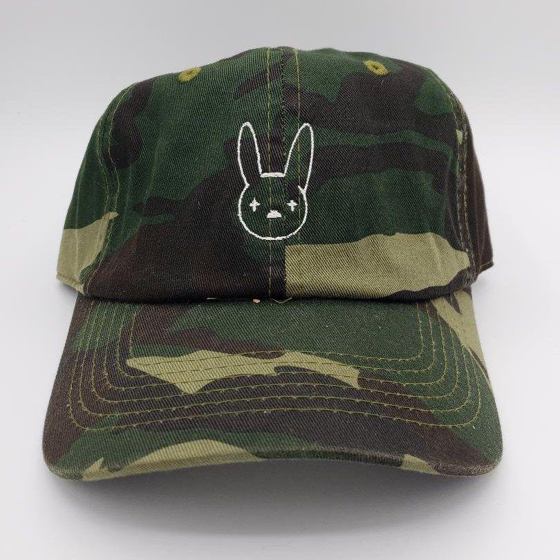 fd016935cd7d8 Bad Bunny Dad Cap Hat in 2019