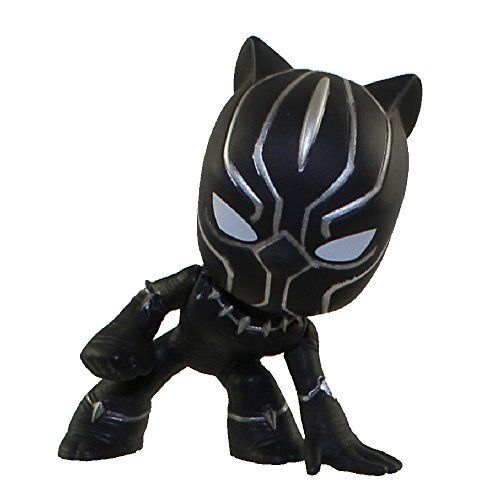 Funko Mystery Minis Vinyl Bobble Figure  Captain America Civil War  BLACK PANTHER * Read more  at the image link.