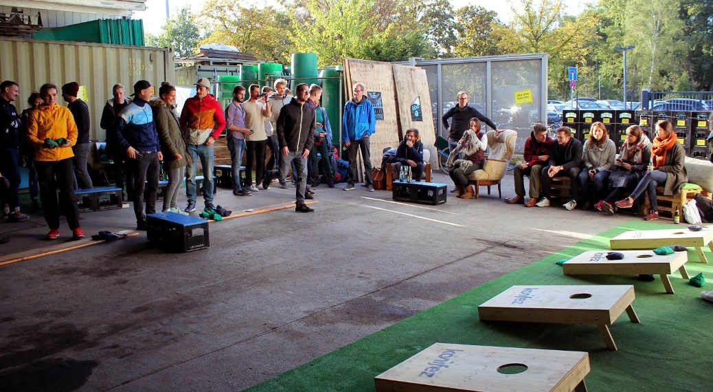 Das beste Outdoor Spiel: konifez® | Für draußen, für Kinder