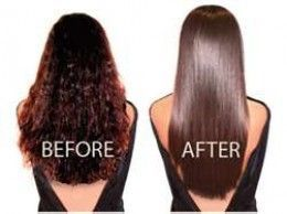 How to Chemically Straighten Hair at Home Many peo+#achieves