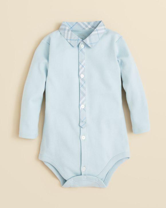 Burberry Infant Boys' Tannar Bodysuit - Sizes 3-24 Months | Bloomingdales's