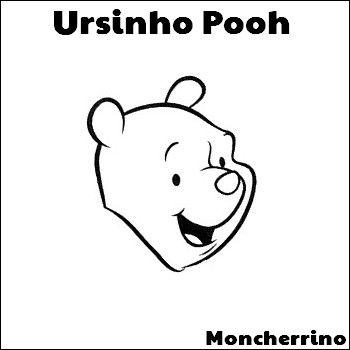 Desenho Colorir Ursinho Pooh Ursinho Pooh Pooh Desenho