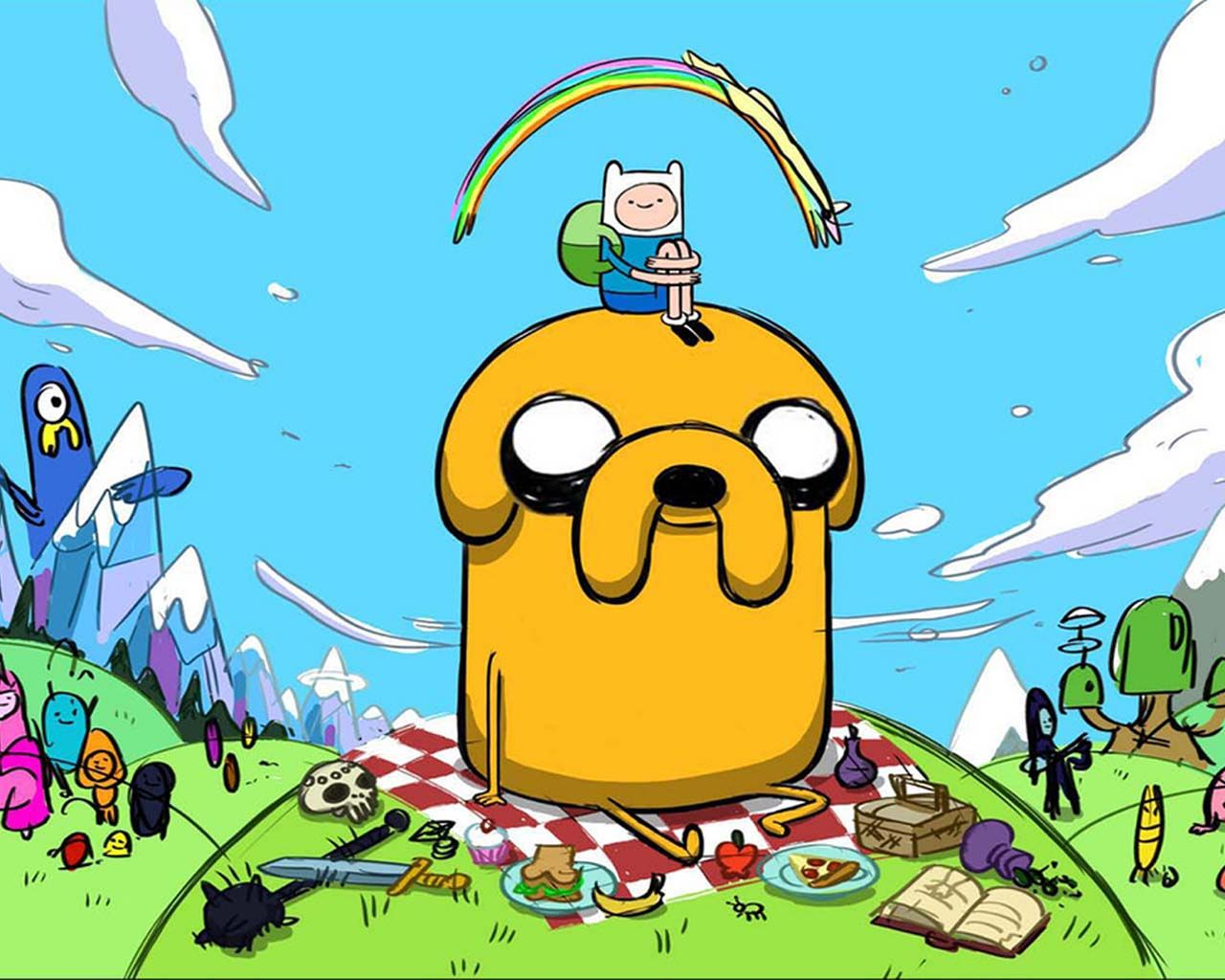 Qu hora es hora de aventura hora de aventura pinterest if you wanna lightly trip out watch adventure time with finn and jake find this pin and more on hora de aventura thecheapjerseys Gallery