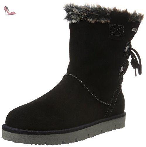 Tamaris 26225, Bottes Rangers Femme: .fr: Chaussures et Sacs