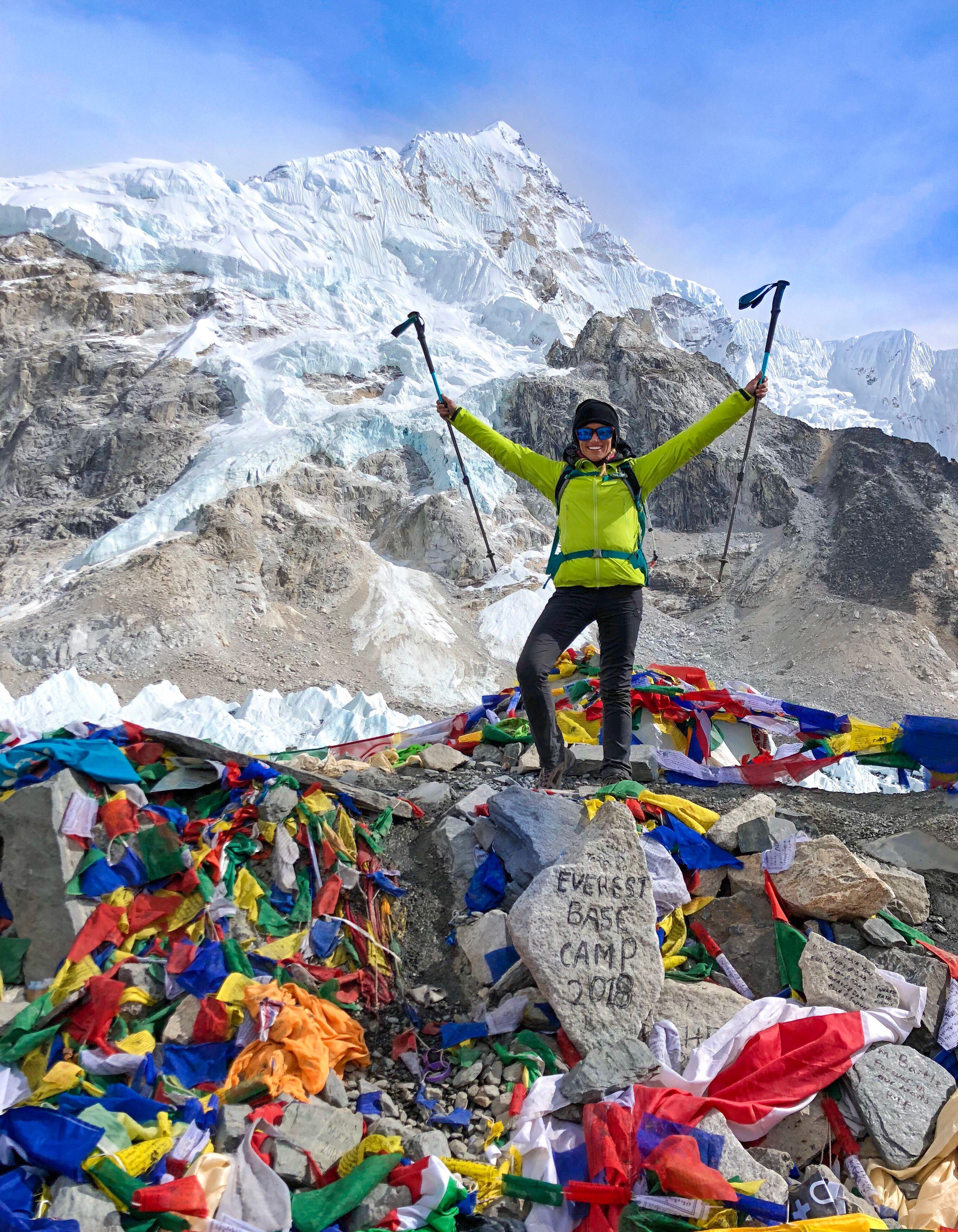 Kit list for Everest Base Camp