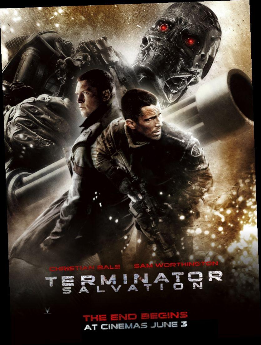 Terminator Salvation Film Completo Hd Streaming Italiano V 2020 G Kristian Bejl Boevik Universitet