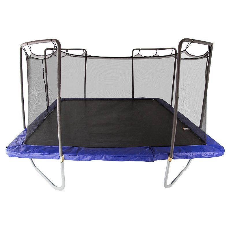Skywalker Trampolines 15 Foot Square Trampoline With Enclosure