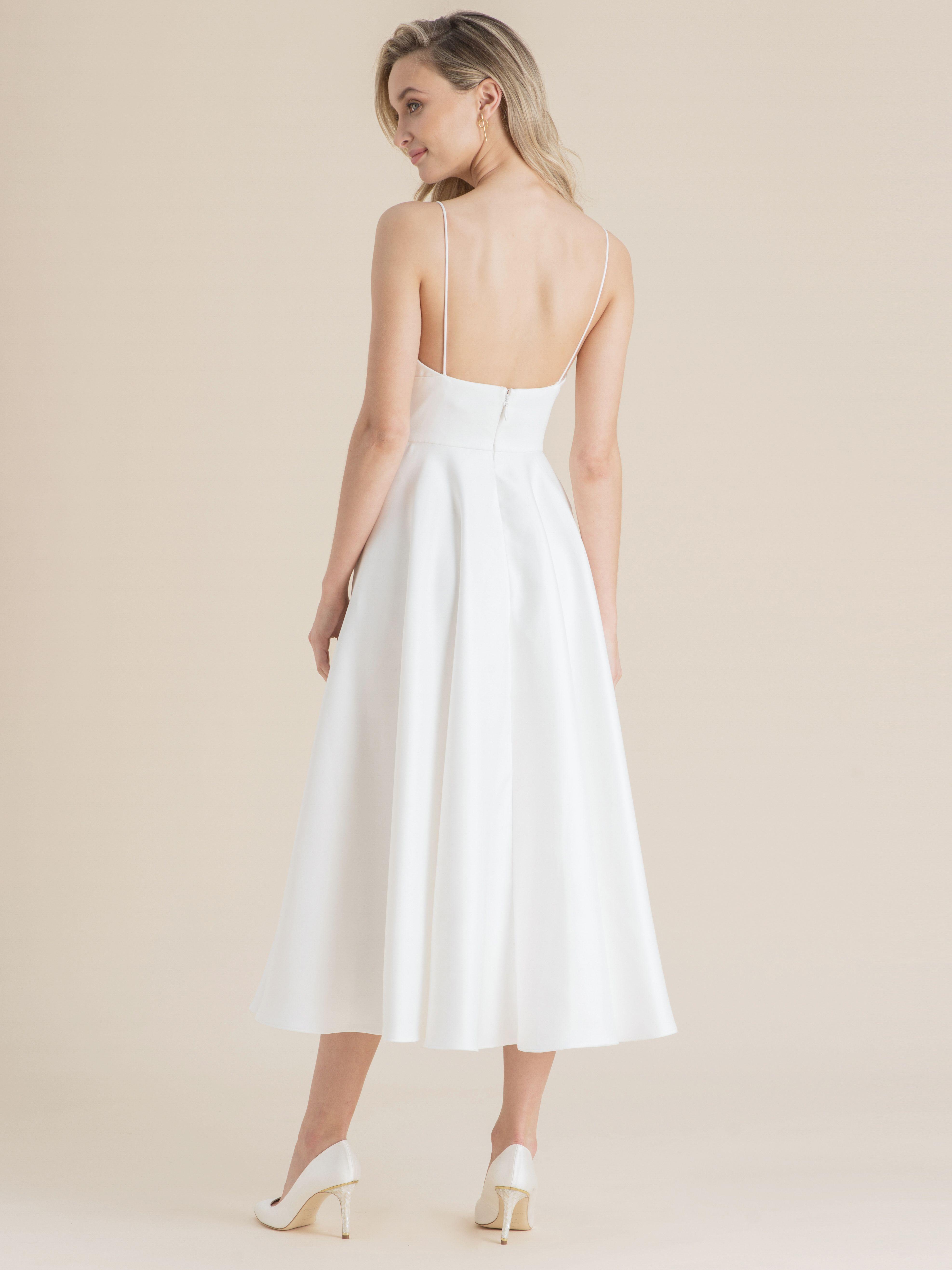 Luna Dress (With images) Mid length wedding dresses