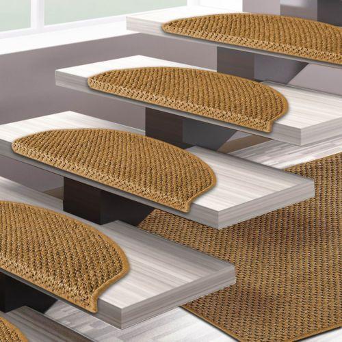 Premium Floordirekt Tiger Eye Sisal Stufenmatten