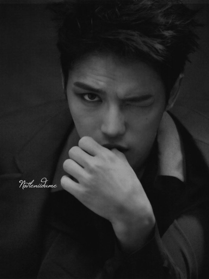 Kim Jaejoong - Marie Claire Korea, August 2014 Issue