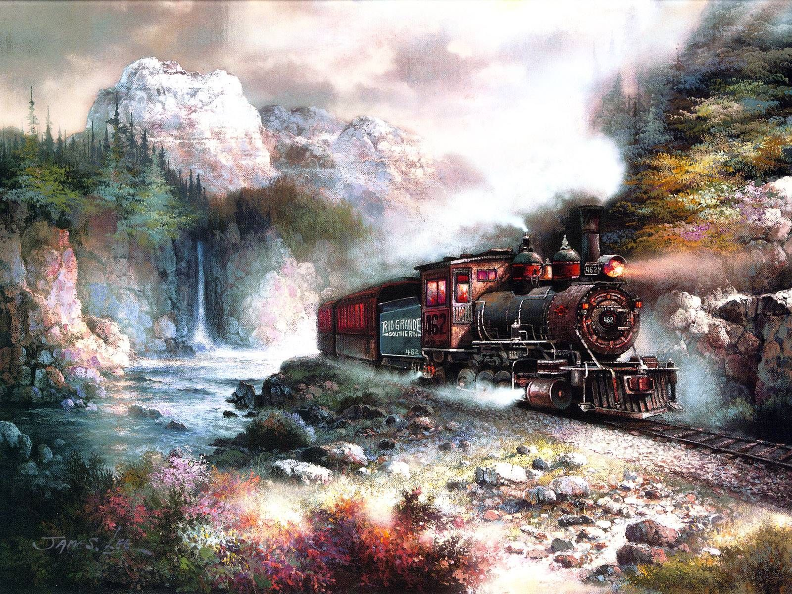 James Lee Rio Grande Express
