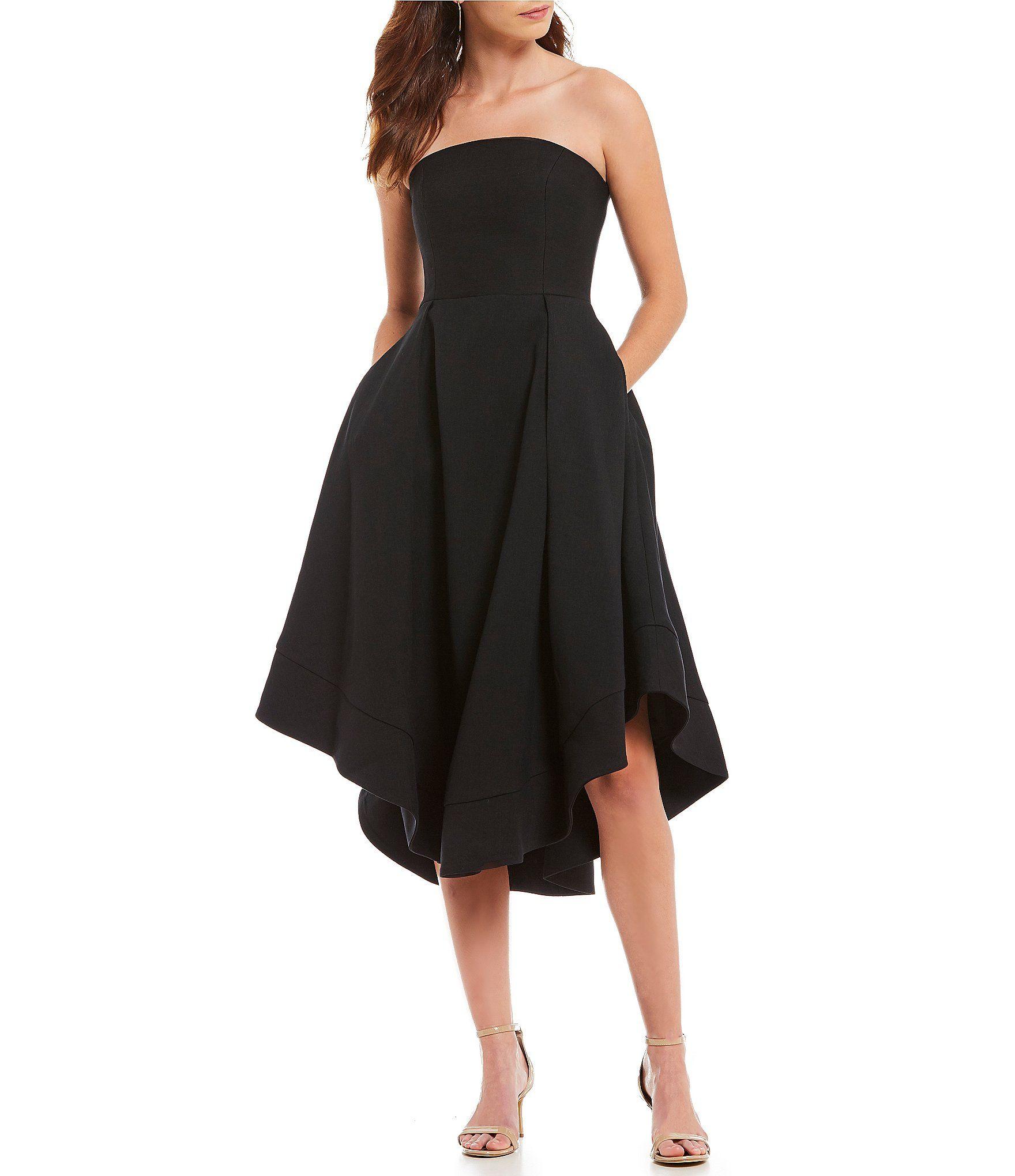 Pin By Bahar Bebe On Clothes Strapless Midi Dress Midi Dress Formal Banquet Dresses [ 2040 x 1760 Pixel ]