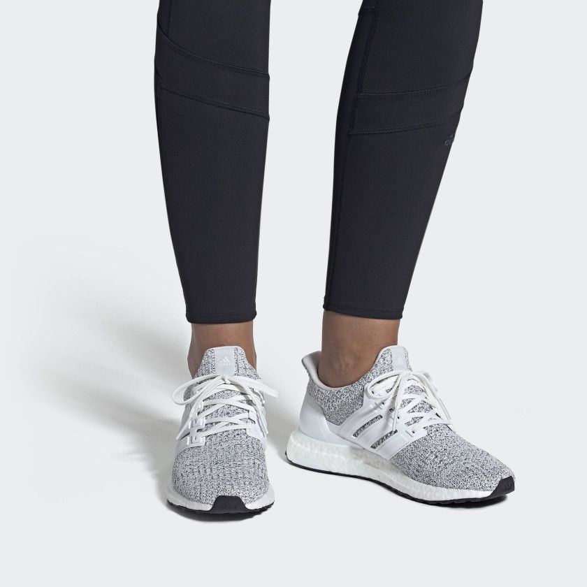 the latest afa6f 9a718 Ultraboost Shoes Cloud White   Cloud White   Non Dyed F36124