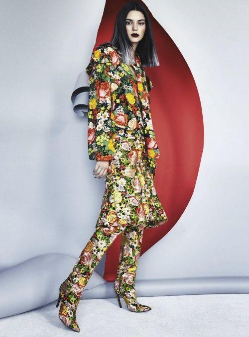 Kendall Jenner Vogue Australia