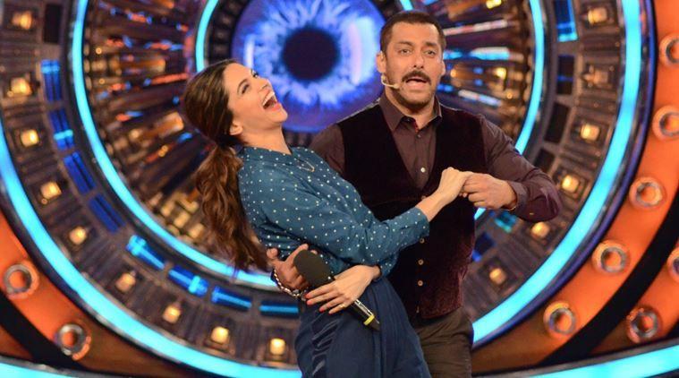 Bigg Boss 10 Salman Khan S First Guest Is Deepika Padukone Deepika Padukone Salman Khan Unforgettable