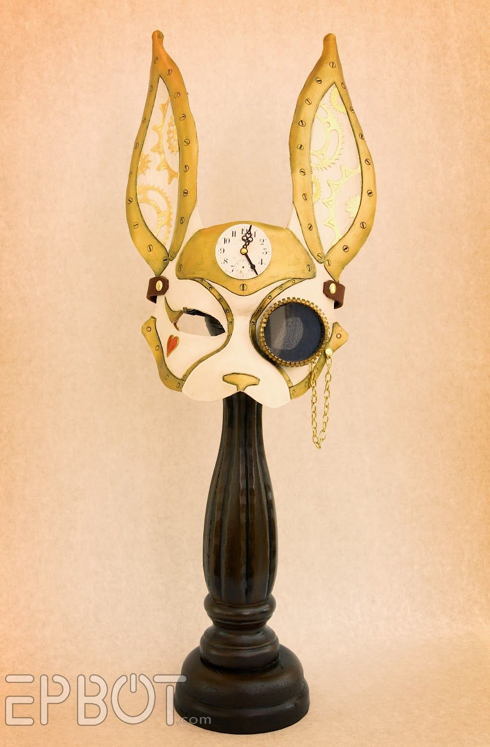 EPBOT: Easy Masquerade Mask Display Stand | Home - DIY Accessories ...