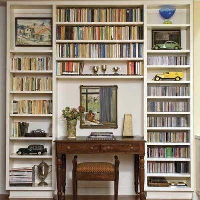 smart storage solutions home office design pinterest rh pinterest com deep hanging bookshelves Pallet Shelves