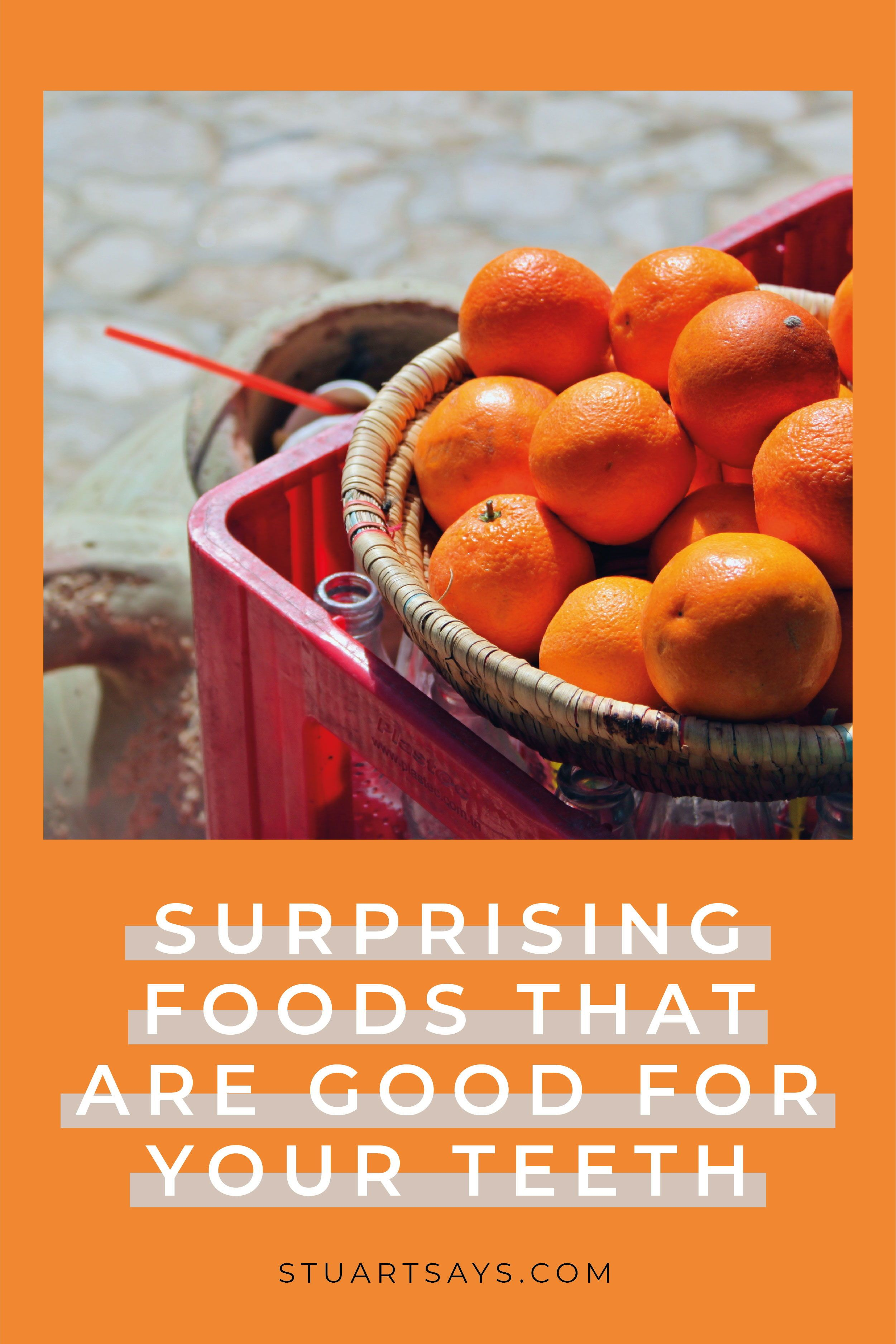 Surprising Foods That Are Good For Your Teeth