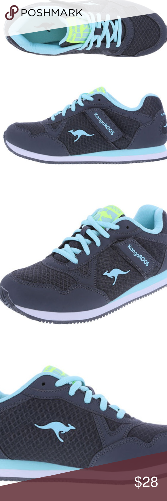 Kangaroos Athletic In 5 7 Box Jogger Shaker Size Shoes Brand New qanwRqxr