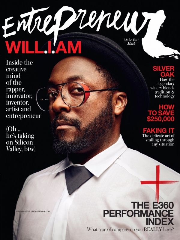 November 2015 Featuring Will.i.am