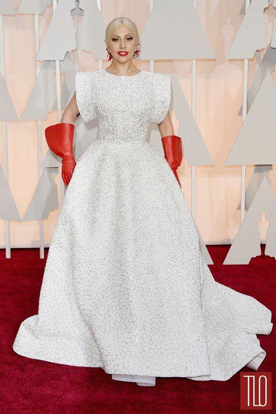 Lady-Gaga-Oscars-2015-Awards-Red-Carpet-Fashion-Azzedine-Alaia-Tom-Lorenzo-Site-TLO (7)