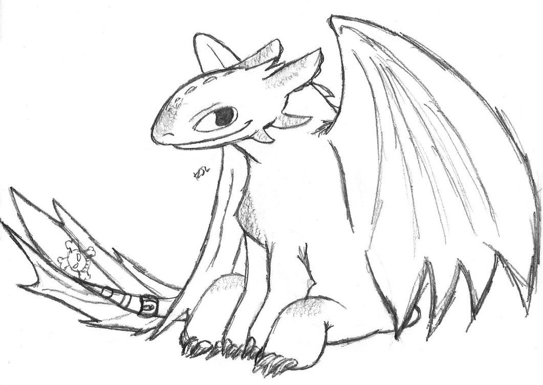 toothless dragon tattoo Google Search Cómo entrenar a