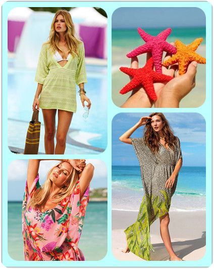 DIY Womenu0026#39;s Clothing Ideas | What To Wear To The Beach Partyu2014-Beach Outfit DIY Ideas | Clothing ...