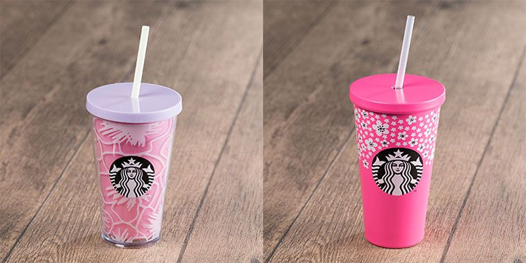 香港都有喇!Starbucks 櫻花系列登場