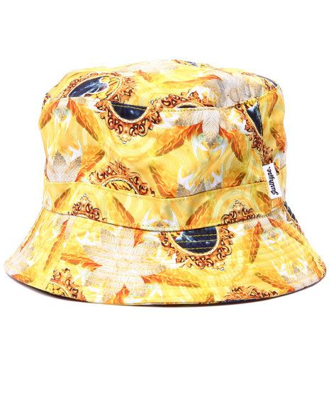 This.... the Hype Gorilla - Frame Bucket Hat by Justhype!