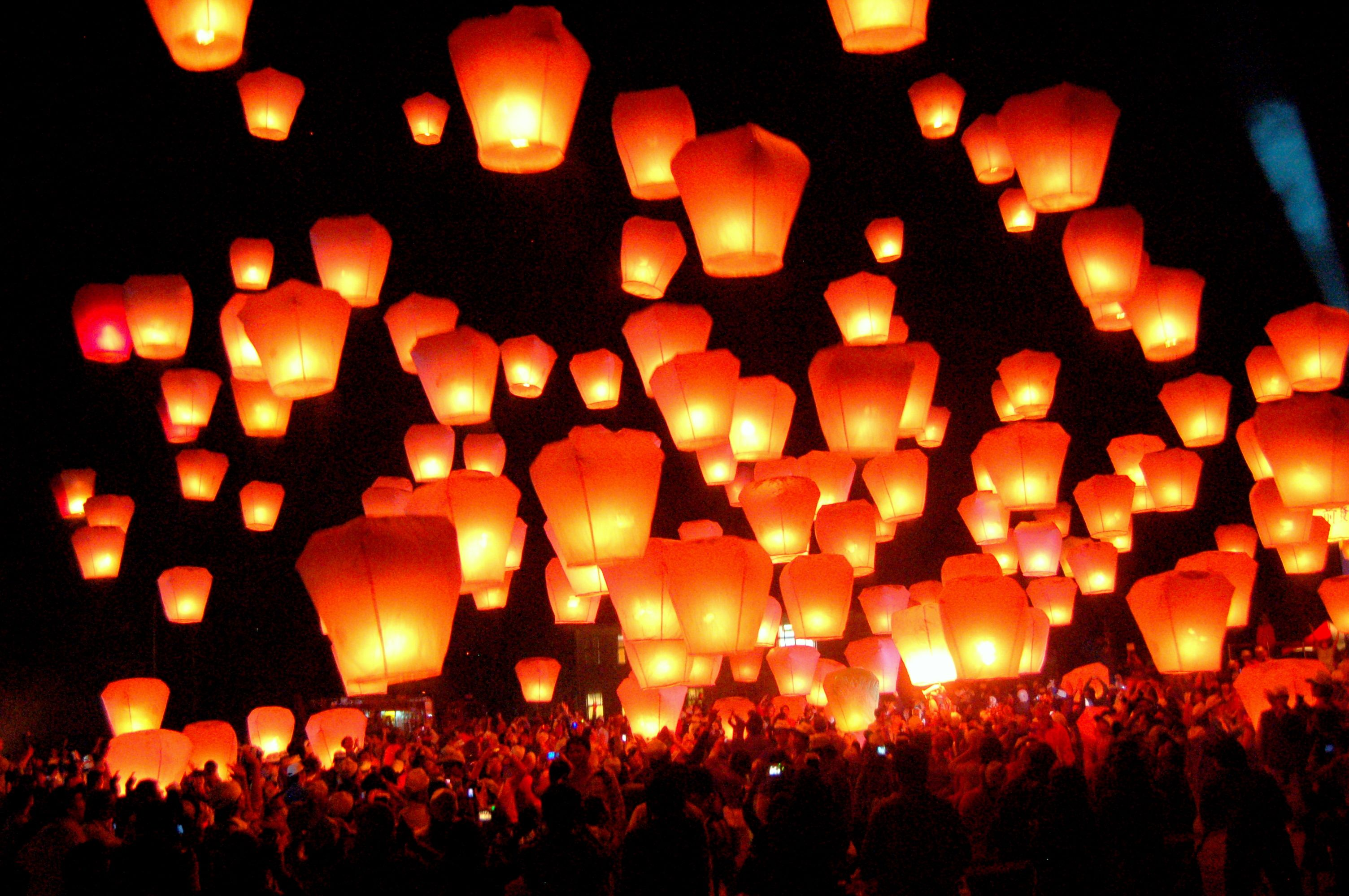 lantern festivals in asia essay Chinese new year is one of the most significant holiday seasons in singapore marking the first day of the year  lantern festivals at local temples,.