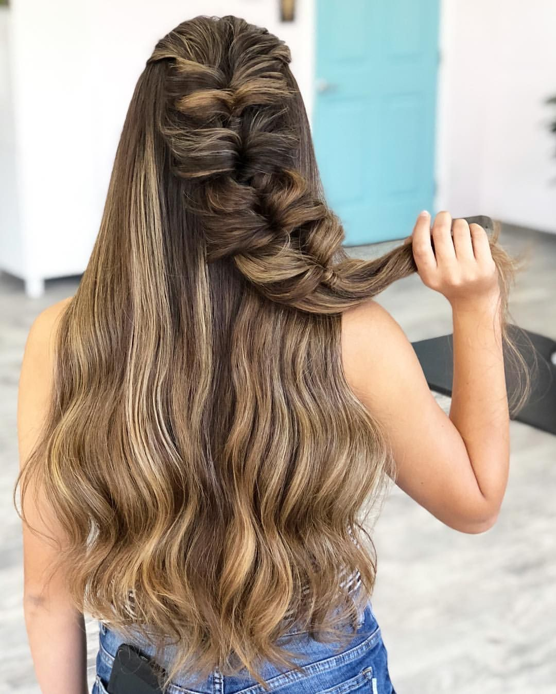 Updo Color Educator On Instagram 13 Year Old Client Make Me A Braid That S Not A Braid An Updo That S Not An Updo Me I Got You Join Me On October