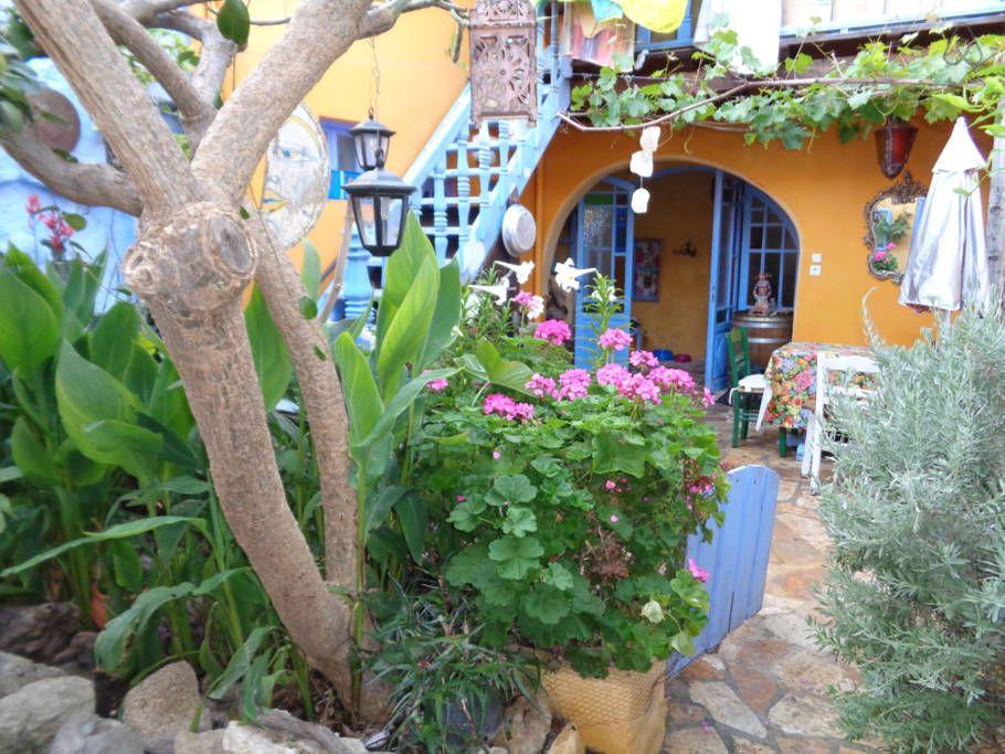 Échale un vistazo a este increíble alojamiento de Airbnb: Casa del frangipane *old town* - Apartamentos en alquiler