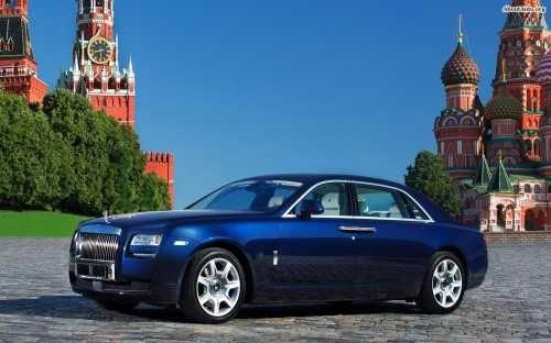 Rolls-Royce Phantom. You can download this image in resolution 1680x1050 having visited our website. Вы можете скачать данное изображение в разрешении 1680x1050 c нашего сайта.