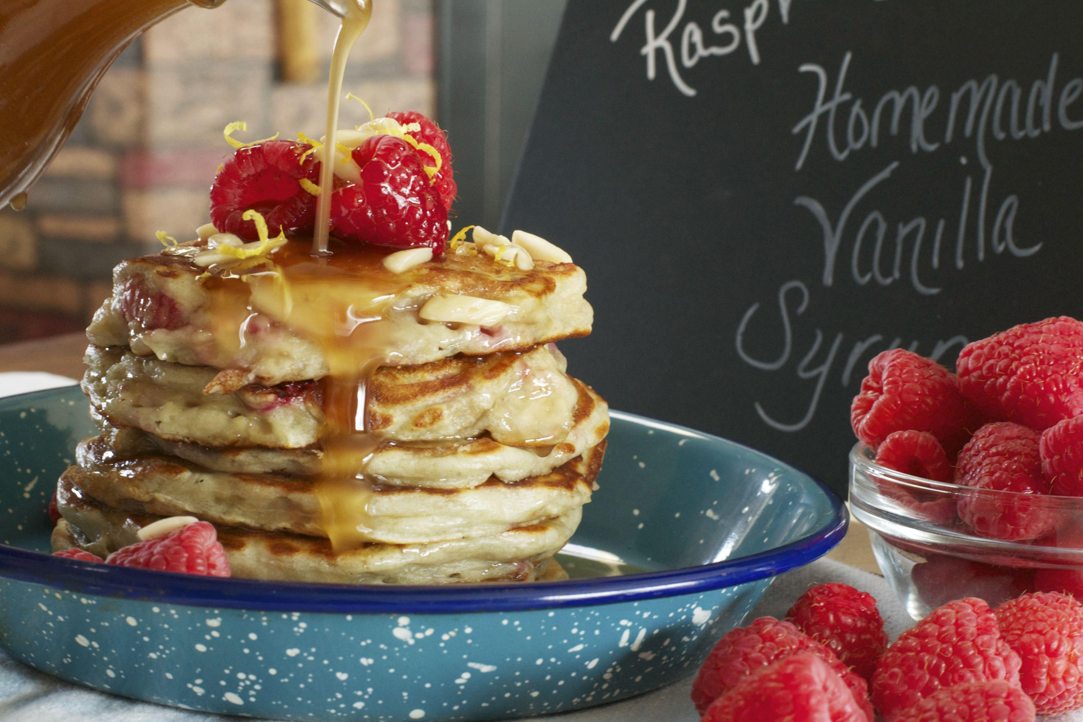 Pancakes Resepti