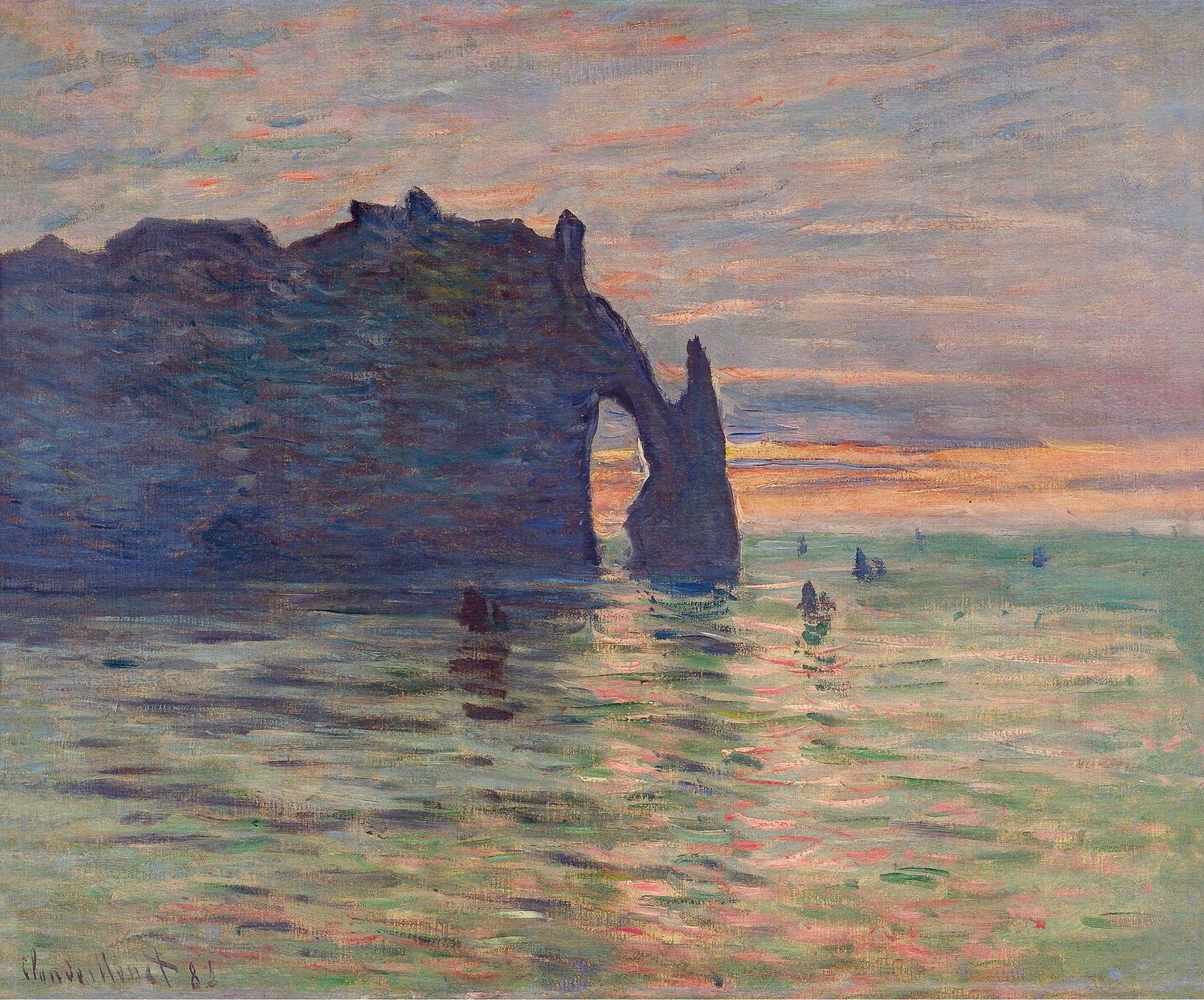 Tote Bag - Sainte Adresse Monet by VIDA VIDA DAgluYKXm