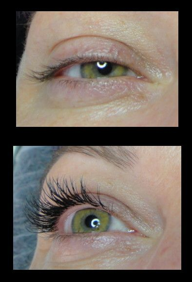 c61b8d8b7de Sherina before & after Xtreme Lashes by Sylvia @ Flutter, Tacoma ...