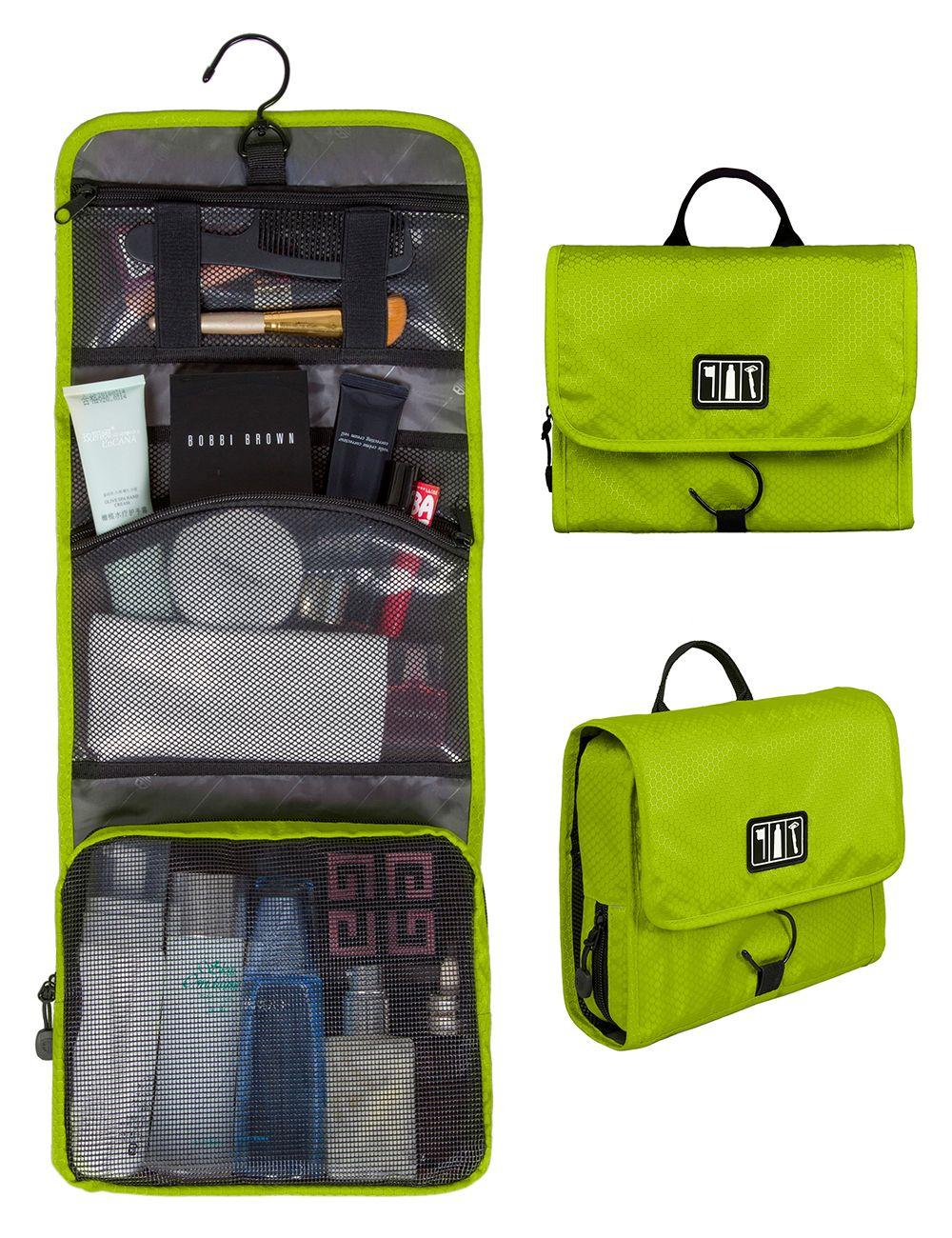 1f0068012cc26e TOURIT Waterproof Cosmetic Bag Large Women Travel Toiletry Makeup Bag  Storage Wash handBag Multifunctional Organizer travel bag