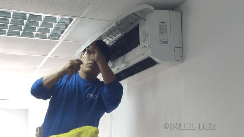 Lo que hacemos Full Ice E.I.R.L. Expertos en aire