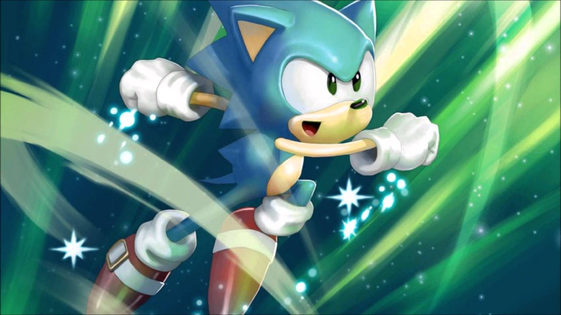 Super Sonic Racing   Dubstep Remix   Sonic R   Cool Video Game Stuff