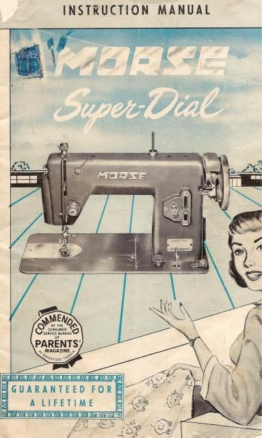 Morse Super Dial Sewing Machine Instruction Manual Sewing Machine Classy How To Thread The Bobbin On A Dressmaker Sewing Machine