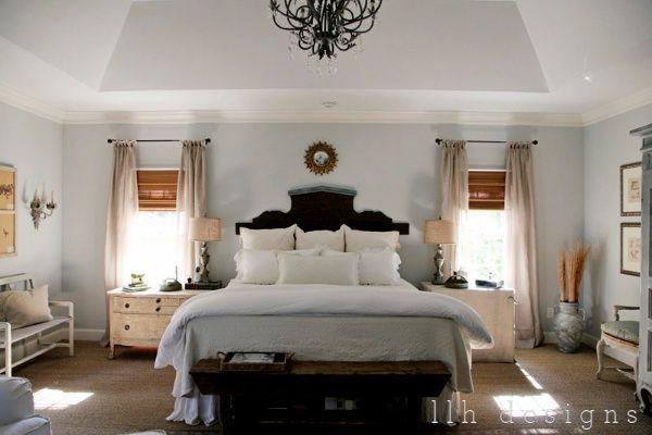 Wickham Gray Bedroom Gray Master Bedroom Bedroom Styles Home