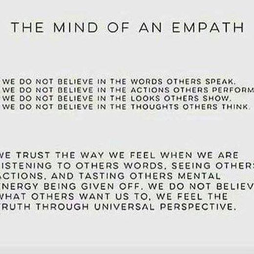 Image may contain: text #Regram via @BxLujBrhofZ | Empath ...