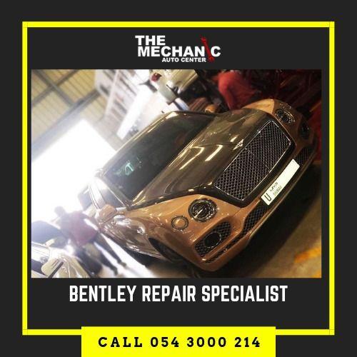 bentley repair specialist