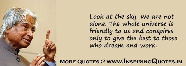 Famous Abdul Kalam Quotes | Abdul Kalam Good Messages, Words
