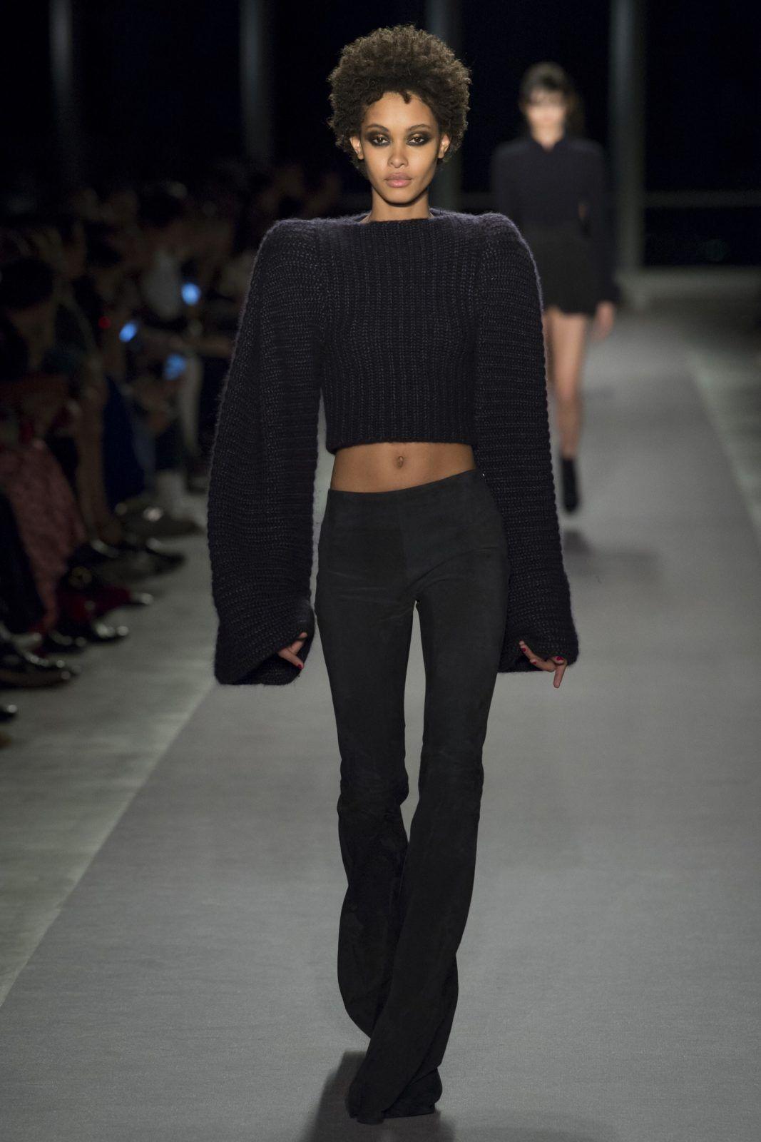 #NYFW: Die 7 Megatrends der New Yorker Modewoche für F/W 2017 - Journelles