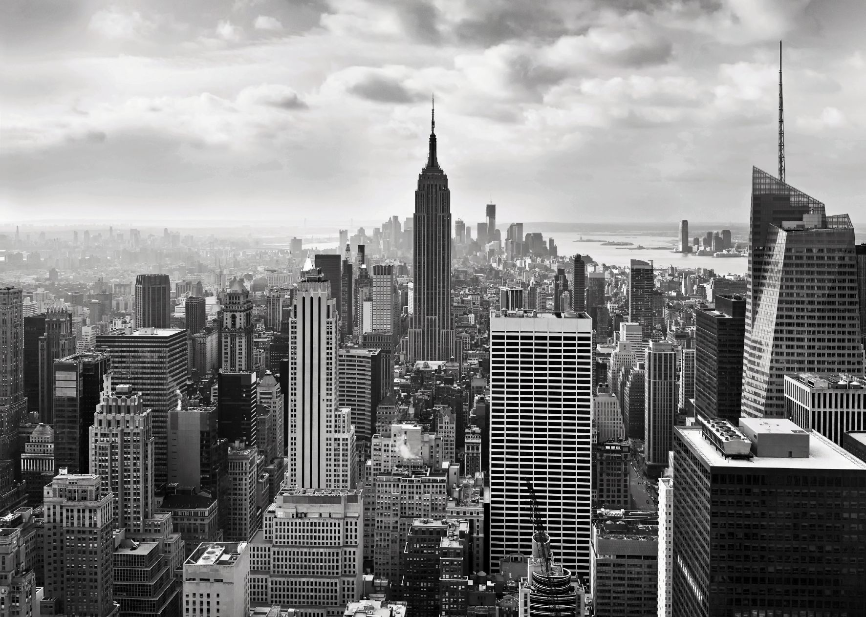Image For New York City Black And White Desktop Wallpaper
