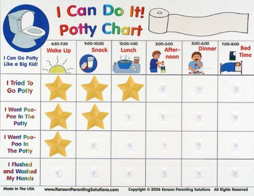 potty training reward