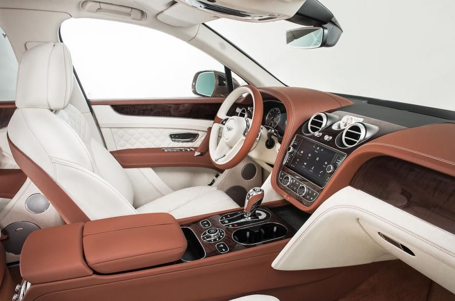 2015 Bentley Bentayga unveiled - full pictures, engine details and pricing | Autocar